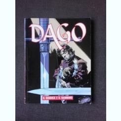 DAGO, IL GIUDICE E IL BAMBINO  (CARTE CU BENZI DESENATE, TEXT IN LIMBA ITALIANA)