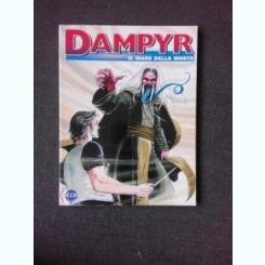 DAMPYR, IL MARE DELLA MORTE  (CARTE CU BENZI DESENATE, TEXT IN LIMBA ITALIANA)