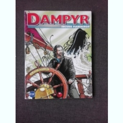 DAMPYR, INCUBO FIAMMINGO  (CARTE CU BENZI DESENATE, TEXT IN LIMBA ITALIANA)