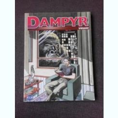 DAMPYR, IVEGAS!  (CARTE CU BENZI DESENATE, TEXT IN LIMBA ITALIANA)