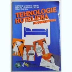 Daniela Anca Stanciulescu - Tehnologie hoteliera,housekeeping