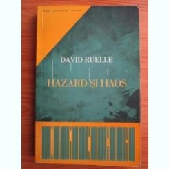 DAVID RUELLE, HAZARD SI HAOS