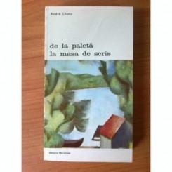 DE LA PALETA LA MASA DE SCRIS - ANDRE LHOTE