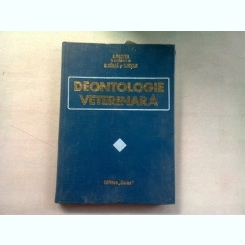 DEONTOLOGIE VETERINARA - E. PASTEA