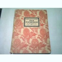 Der Zauberer Mit Holzschnitten von Karl Thylmann , Nikolaus Gogol
