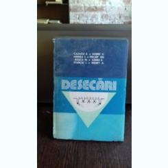 Desecari - E. Cazacu, V. Dobre, I. Mihnea