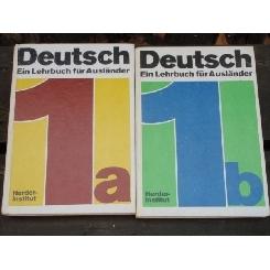 DEUTSCH. EIN LEHRBUCH FUR AUSLANDER 2 VOLUME