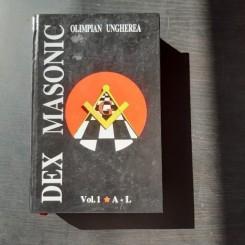DEX MASONIC - OLIMPIAN UNGHEREA VOL.I