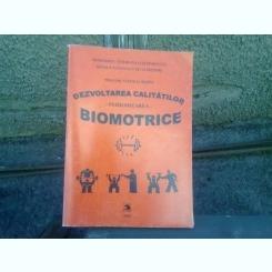 DEZVOLTAREA CALITATILOR BIOMOTRICE. PERIODIZAREA  -TUDOR O.  BOMPA