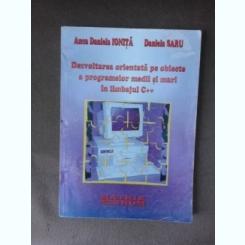 Dezvoltarea orientata pe obiecte a programelor medii si mari in limbajul C++ - Anca Daniela Ionita