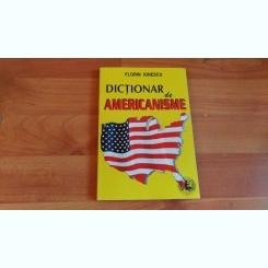 DICTIONAR DE AMERICANISME-FLORIN IONESCU