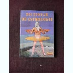 DICTIONAR DE ASTROLOGIE