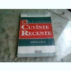 DICTIONAR DE CUVINTE RECENTE - FLORICA DIMITRESCU
