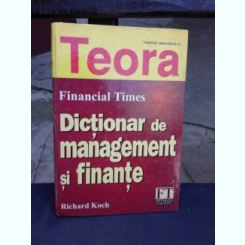 DICTIONAR DE MANAGEMENT SI FINANTE - RICHARD KOCK