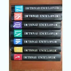 Dictionar Enciclopedic (7 volume)