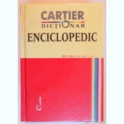 DICTIONAR ENCICLOPEDIC, 98000 DEFINITII 2001