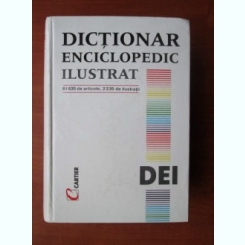 Dictionar Enciclopedic Ilustrat