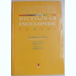 DICTIONAR ENCICLOPEDIC JUNIOR - DOINA COBET