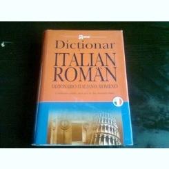 DICTIONAR ITALIAN ROMAN - ALEXANDRU BALACI
