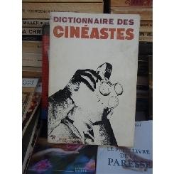 DICTIONNAIRE DES CINEASTES , GEORGES SADOUL