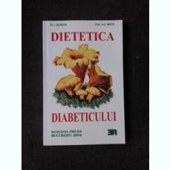 DIETETICA DIABETICULUI - I. BORDEA