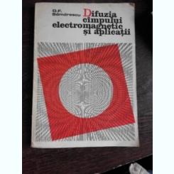 DIFUZIA CAMPULUI ELECTROMAGNETIC SI APLICATII - D.F.SAMARESCU