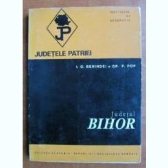DIN COLECTIA JUDETELE PATRIEI - JUDETUL BIHOR - I.O. BERINDEI