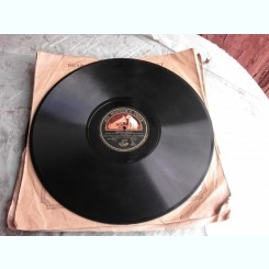 DISC DE GRAMOFON, HIS MASTER'S VOICE, COPPELIA BALLET
