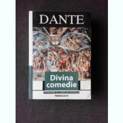 DIVINA COMEDIE - DANTE