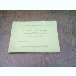 DOCUMENTAR STATISTIC PRIVIND INVATAMANTUL IN ROMANIA  1938-1971