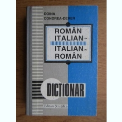Doina Condrea Derer - Dictionar roman-italian, italian-roman