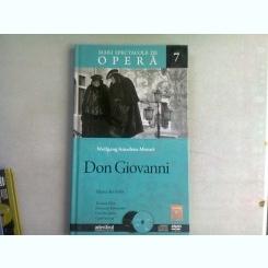 DON GIOVANNI - WOLFGANG AMADEUS MOZART  (MARI SPECTACOLE DE OPERA 7)
