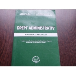 DREPT ADMINISTRATIV - MIRCEA PREDA