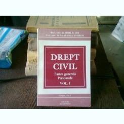 DREPT CIVIL - IOSIF R. URS   VOL.1