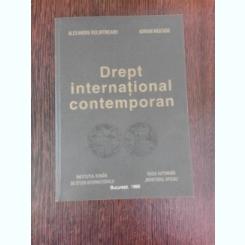 DREPT INTERNATIONAL CONTEMPORAN - ALEXANDRU BOLINTINEANU