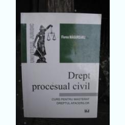 DREPT PROCESUAL CIVIL - FLOREA MAGUREANU