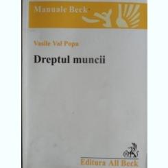 Dreptul muncii - Vasile Val Popa
