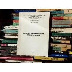 Dreptul Organizatiilor Internatonale , Gheorghe Moca , 1997