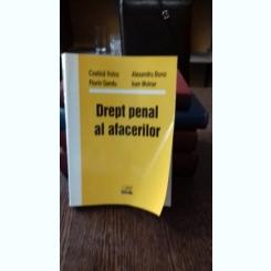 DREPTUL PENAL AL AFACERILOR - COSTICA VOICU