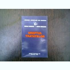 Dreptul tratatelor - Nicolae Ecobescu, Victor Duculescu