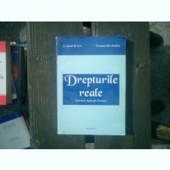 Drepturile reale Doctrina. Aplicatii. Practica - Iosif R. Urs, Carmen Ilie-Todica