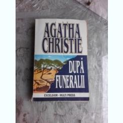 DUPA FUNERALII - AGATHA CHRISTIE