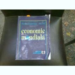 ECONOMIE MONDIALA - STERIAN DUMITRESCU