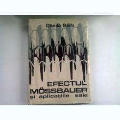 EFECTUL MOSSBAUER SI APLICATIILE SALE - DANILA BARB