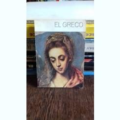 EL GRECO - VIRGIL MOCANU