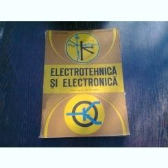ELECTRONICA SI ELECTRONICA - ANCA POPESCU