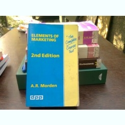 Elements of marketing - A.R. Morden  (elemente de marketing)