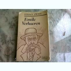EMILE VERHAEREN - STEFAN ZWEIG  9CARTE IN LIMBA FRANCEZA)