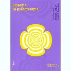 EMPATIA IN PSIHOTERAPIE - ARTHUR C. BOHART