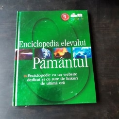 ENCICLOPEDIA ELEVULUI, PAMANTUL - MATT TURNER